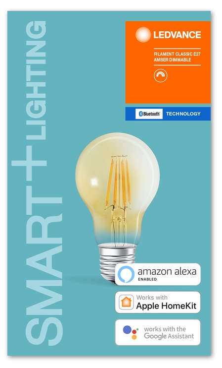 Osram Ledvance Smart+ BT CLA60 6.5W 2500K E27 LED Bulb