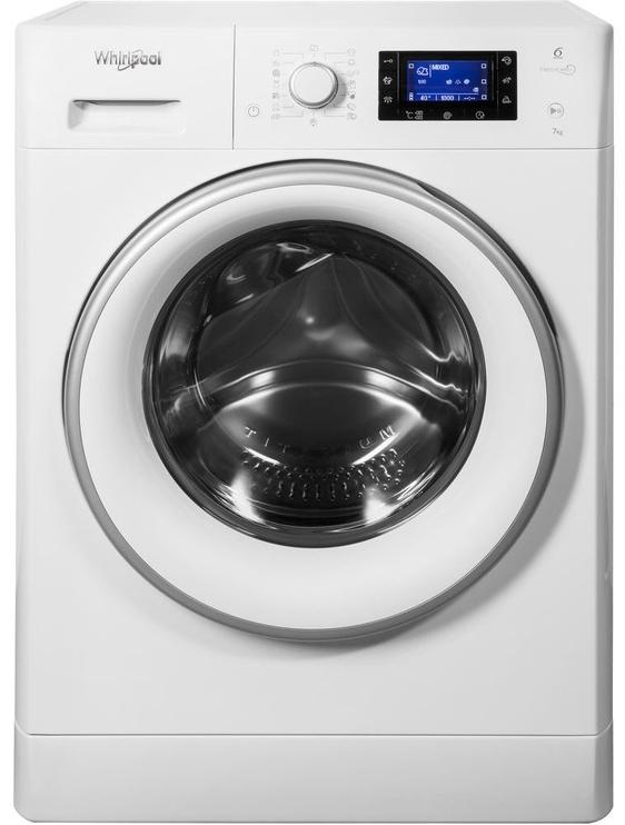 Skalbimo mašina Whirlpool FWSD71283WS