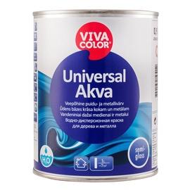 Vivacolor Universal Akva Mat A White 2.7l