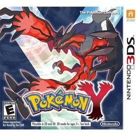 Игра Nintendo Pokemon Y 3DS