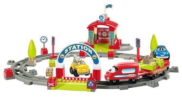 Ecoiffier Abrick Train Station 3071
