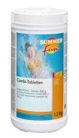 Ūdens dezinfekcijas tabletes, 1,2kg