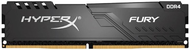 Kingston HyperX Fury Black 8GB 3200MHz CL16 DDR4 HX432C16FB3/8 (bojāts iepakojums)/2