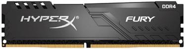 Kingston HyperX Fury Black 8GB 3200MHz CL16 DDR4 HX432C16FB3/8 (bojāts iepakojums)/2
