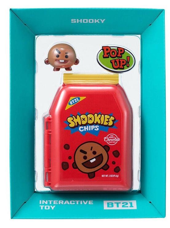 Interaktyvus žaislas Young Toys Shooky BT21