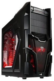 Aerocool Mechatron Midi Tower Black