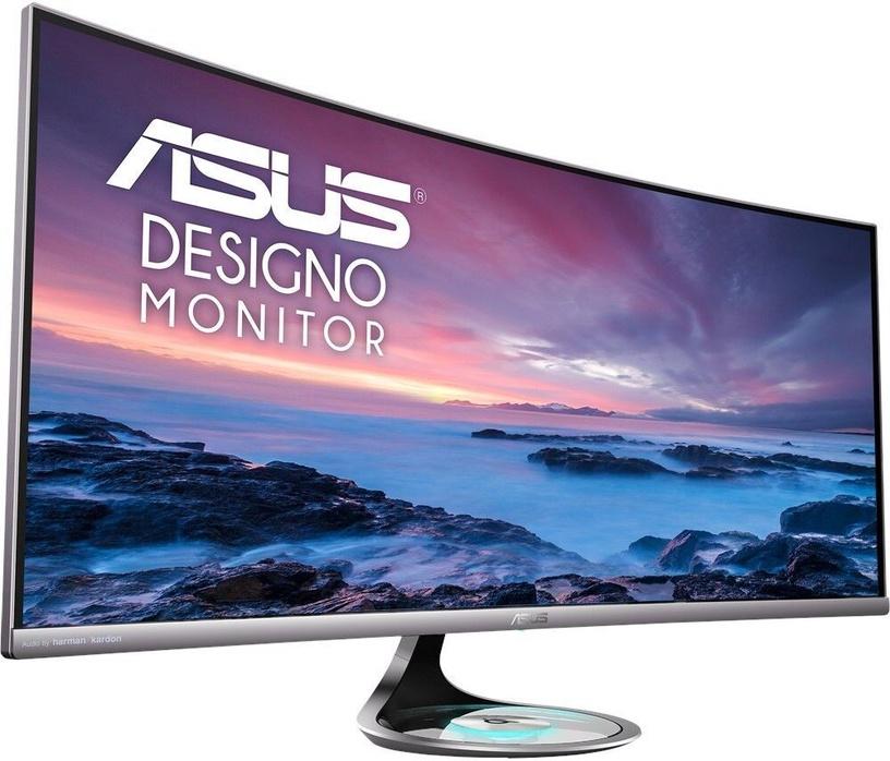 """Monitorius Asus MX38VC, 37.5"""", 5 ms"""