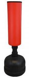 Boksa maiss Phoenix 100-BOZ, melna/sarkana