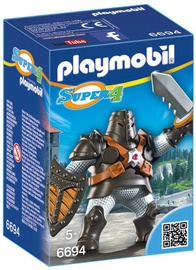 Playmobil Super4 Black Colossus 6694