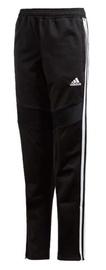 Adidas Tiro 19 Polyester Tracksuit Bottoms D95925 Black 128cm
