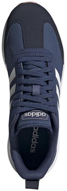Sieviešu sporta apavi Adidas Run60s, zaļa, 40.5 - 41