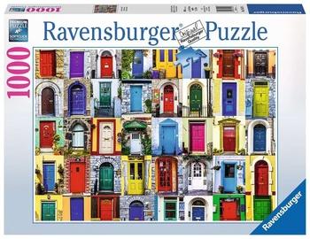 Ravensburger Puzzle Doors Of The World 1000pcs 19524