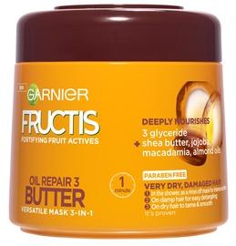 Garnier Fructis Oil Repair 3 Butter Mask 300ml NEW