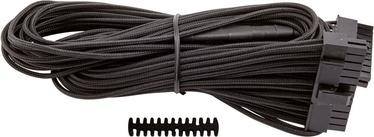 Corsair Premium Individually Sleeved ATX 24-Pin Cable Type 4 (Gen 3) Black