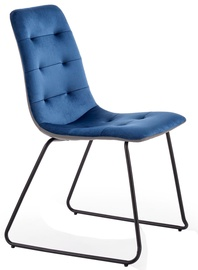 Стул для столовой Halmar K321 Blue/Grey, 1 шт.