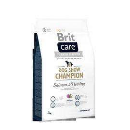 Sausas ėdalas šunims Brit Care Dog Show Champion, 3 kg
