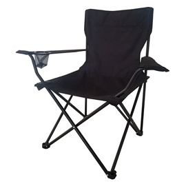 Foldable Camp Chair Black YXC-604
