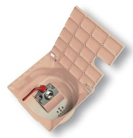 Laistymo žarnos su ventiliu dėžutė Nicoll BAC227