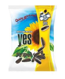 Skrudintos saulėgrąžos YES su druska, 90 g