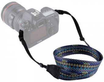 Fotocom Camera Strap Colorful Blue