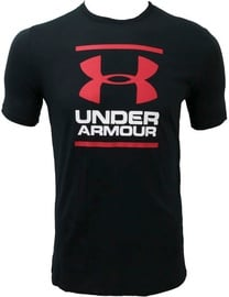 Under Armour GL Foundation T-Shirt 1326849-001 Black XL
