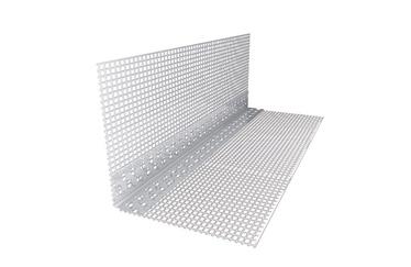 Plastikinis glaistymo kampas su tinkleliu, 2.5m