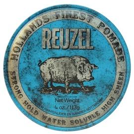 Reuzel Blue Strong Hold High Sheen Pomade 113g
