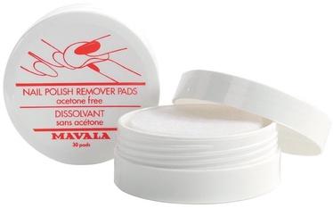 Жидкость для снятия лака Mavala Remover Pads, 30 шт.