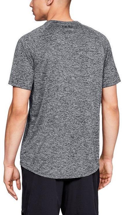 Under Armour Tech 2.0 Short Sleeve Shirt 1326413-002 Grey M