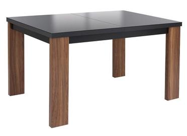 Black Red White Venom Table Walnut/Black