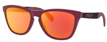 Oakley Frogskins OO9428 9428 05 55mm Prizm Ruby
