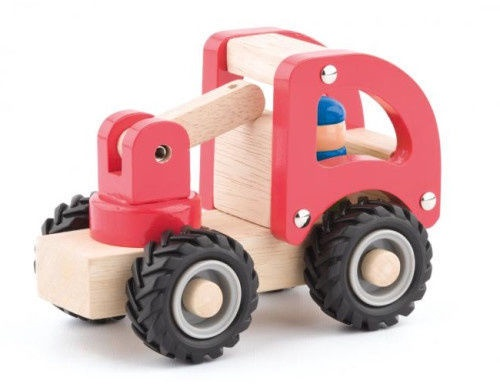 Woody Red Fire Truck 91804