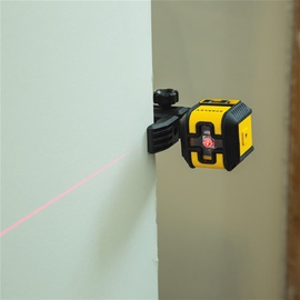 Stanley STHT77498-1 Cubix Red Beam Cross Line Laser Level