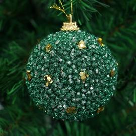 Ziemassvētku rotājumi SYPMQB-1119112, 8cm, 3gab