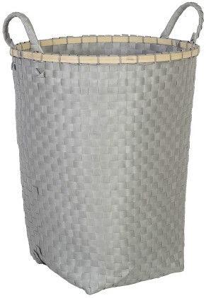 Home4you Basket Lido D40xH50cm Gray
