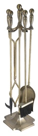 Židinio įrankių komplektas Flammifera, sendinto žalvario spalvos