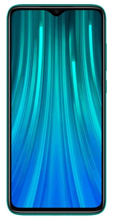 Mobilusis telefonas Xiaomi Redmi Note 8 Pro Forest Green, 128 GB