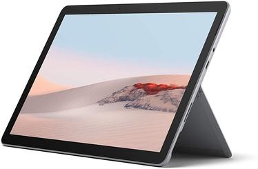 "Planšetė Microsoft Surface Go 2 Platinum MHM-00003 PL, pilka, 10.5"", 8GB/128GB"