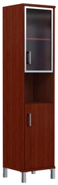 Skyland Office Cabinet B 431.9 Left Burgundy