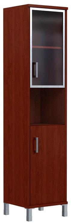 Skyland Office Cabinet B 431.9 Left Burgundy