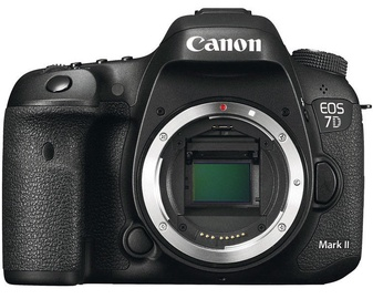 Canon EOS 7D Mark II Body + W-E1 WiFi Adapter