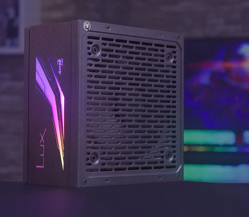 Aerocool LUX RGB PSU 750W