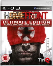 Homefront Ultimate Edition PS3
