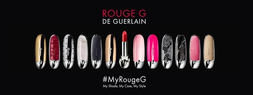 Guerlain Rouge G de Guerlain Lipstick 3.5g 02