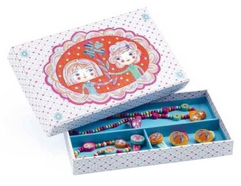 Djeco Role Play Charms Jewellery The Pretty