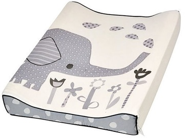BabyDan Baby Changing Mat Elefantastic Grey