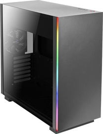 Aerocool PC Case GLO RGB Tempered Glass