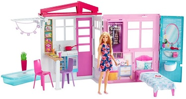 Mattel Barbie House & Doll FXG55