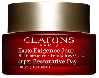 Sejas krēms Clarins Super Restorative Day Cream Very Dry Skin, 50 ml
