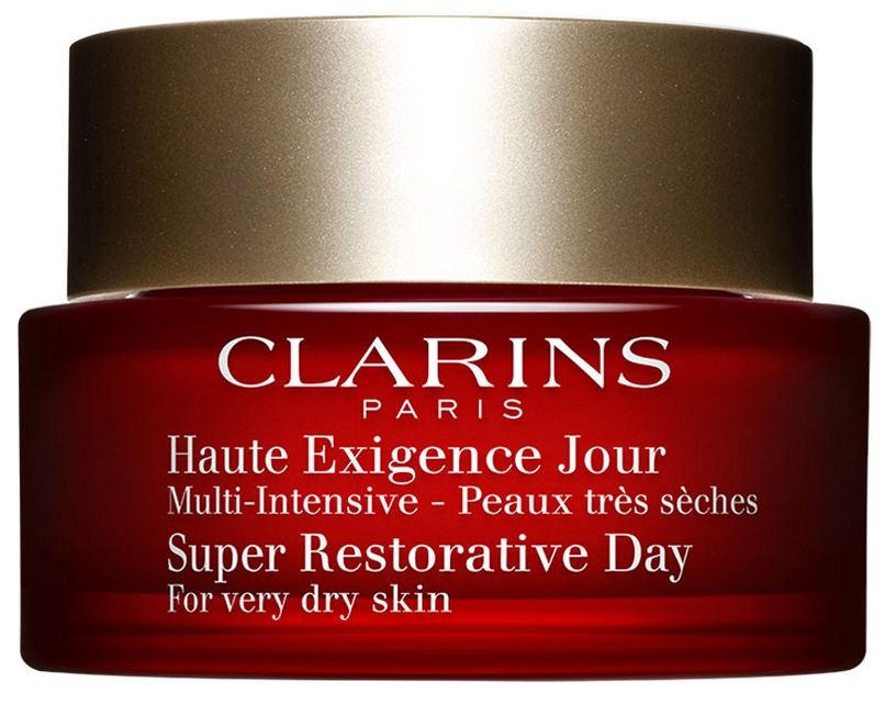 Clarins Super Restorative Day Cream 50ml Very Dry Skin